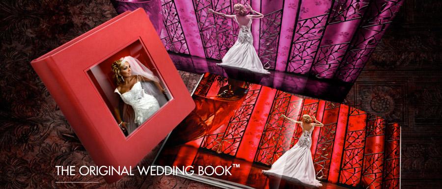 zicht op een stijlvol kleurrijk huwelijksalbum van topkwaliteit, huwelijksalbum, huwelijksfotograaf, kwaliteit, onetwoshoot