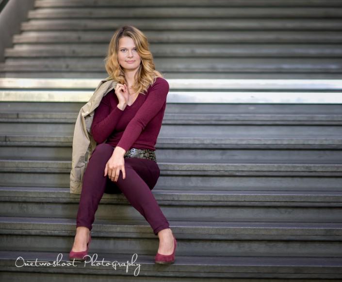 Portretfotografie, Antwerpen, centraal station Antwerpen, locatie voor huwelijksfotografie of loveshoot, Lokeren, Oost-Vlaanderen, Onetwoshoot Photography