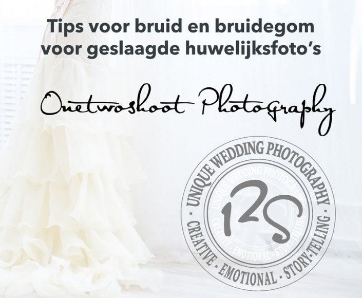 Nuttige tips voor bruid en bruidegom voor geslaagde huwelijksfoto's huwelijksfotografie van trouwfotograaf